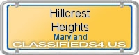 Hillcrest Heights board